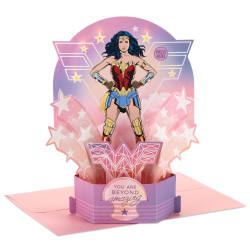 DC Comics™ Wonder Woman 1984™ Musical 3D Thinking of You Card