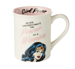 Wonderwoman Girl Power Mug