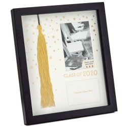 2020 Graduation Tassel Keeper Shadow Box Picture Frame