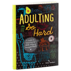 Adulting So Hard Book