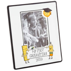 2020 My First Graduation Ceramic Picture Frame