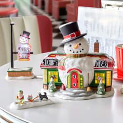 Snowy's Diner
