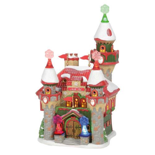Santa's Snowflake Palace