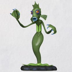 Disney Tim Burton's The Nightmare Before Christmas Undersea Gal