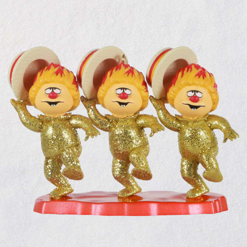 The Year Without a Santa Claus™ Heat Miser Chorus Ornament