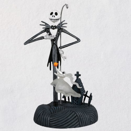The Nightmare Before Christmas Collection Jack Skellington