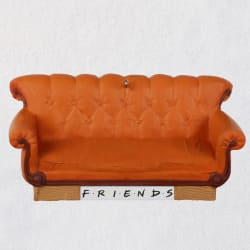 Friends™ Central Perk Couch Ornament With Sound