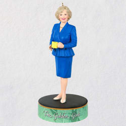 The Golden Girls Rose Nylund Ornament With Sound