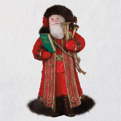 Father Christmas Ornament 2020