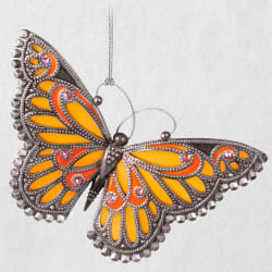 Brilliant Butterflies Ornament 2020