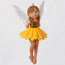 Fairy Messengers Sunflower Fairy Ornament
