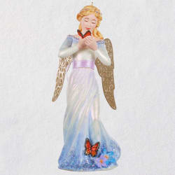 Christmas Angels Hope Ornament