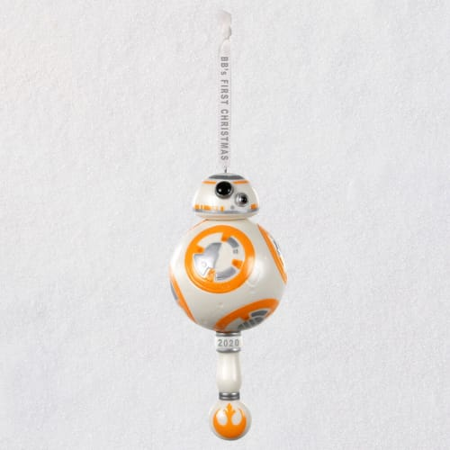 Star Wars™ BB-8™ Baby's First Christmas Porcelain Ornament