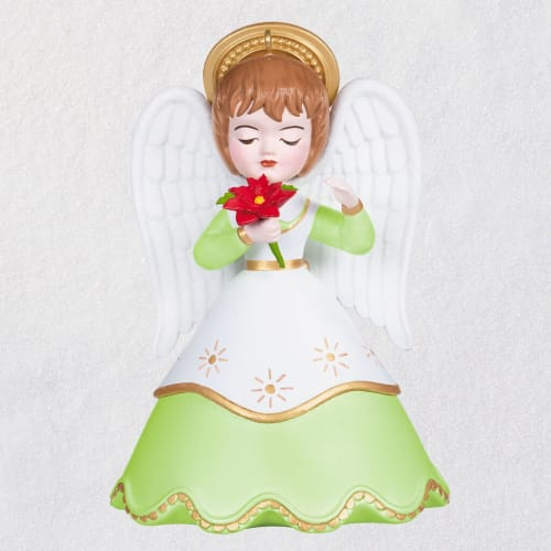 Heirloom Angels Ornament 2020