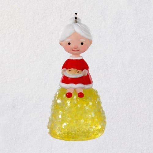 Mini Mrs. Claus's Gumdrop Ornament
