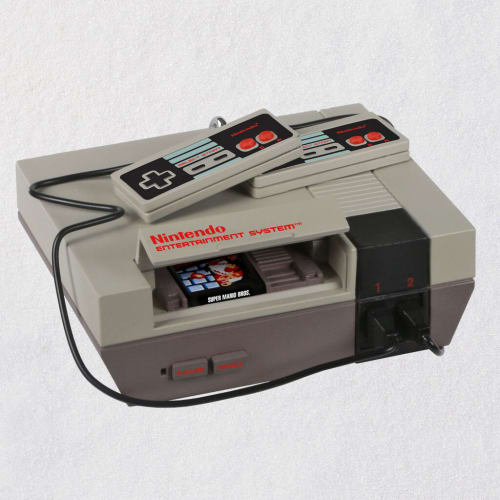 Nintendo Entertainment System NES Console Ornament