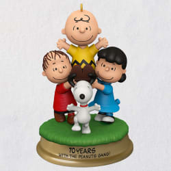 The Peanuts® Gang You're a Good Man, Charlie Brown! Ornament