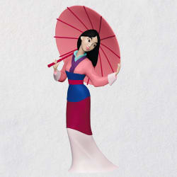 Disney Fa Mulan Ornament