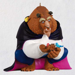 Disney Beauty and the Beast Taming the Beast Ornament