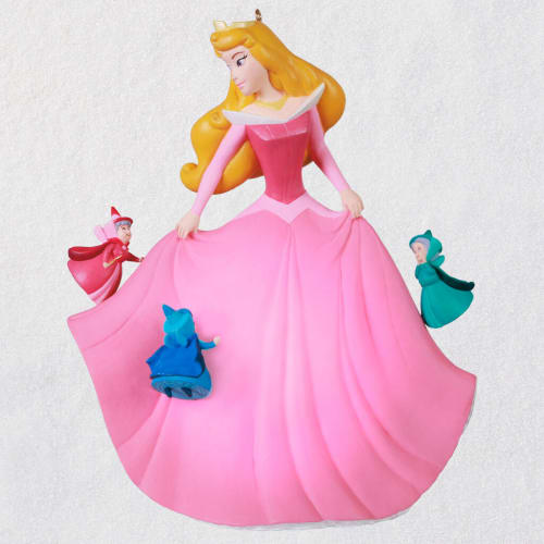 Disney Sleeping Beauty A Colorful Birthday Surprise Ornament
