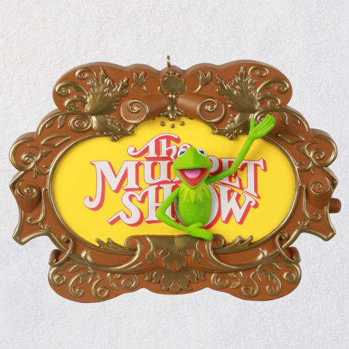 The Muppet Show Musical Ornament