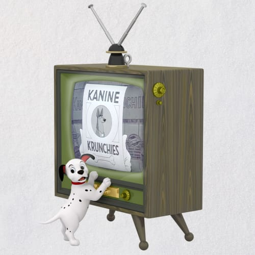 Disney 101 Dalmatians Kanine Krunchies Ornament