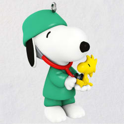 Peanuts® Spotlight on Snoopy Doctor Snoopy Ornament