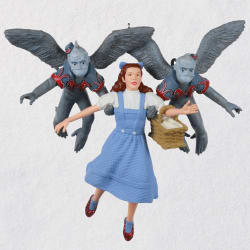 The Wizard of Oz™ Dorothy™ Gets Carried Away Ornament