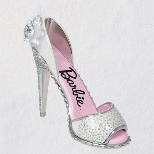 Barbie™ Shoe-sational! Special Edition Metal Ornament 2020