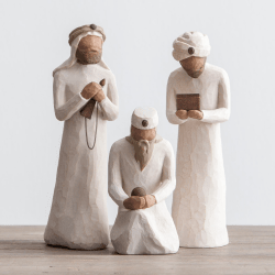 Three Wise Men Willow Tree Nativity