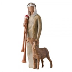 Zampognaro Willow Tree Nativity
