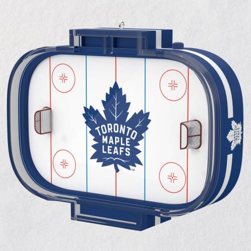 NHL® Toronto Maple Leafs® Ornament With Sound