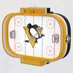 NHL® Pittsburgh Penguins® Ornament With Sound