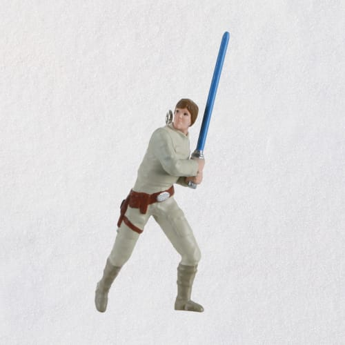 Mini Star Wars The Empire Strikes Back™ Luke Skywalker™ Ornament