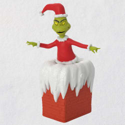 You're a Mean One, Mr. Grinch Musical Ornament