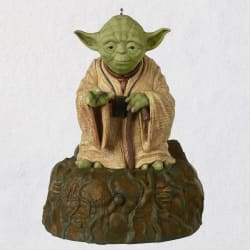 Star Wars: The Empire Strikes Back™ Jedi Master Yoda™ Ornament