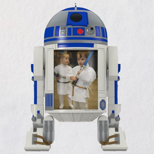 Star Wars™ R2-D2™ The Force Is With Us Photo Frame Ornament