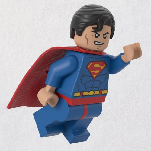 LEGO® DC Super Heroes™ Superman™ Ornament