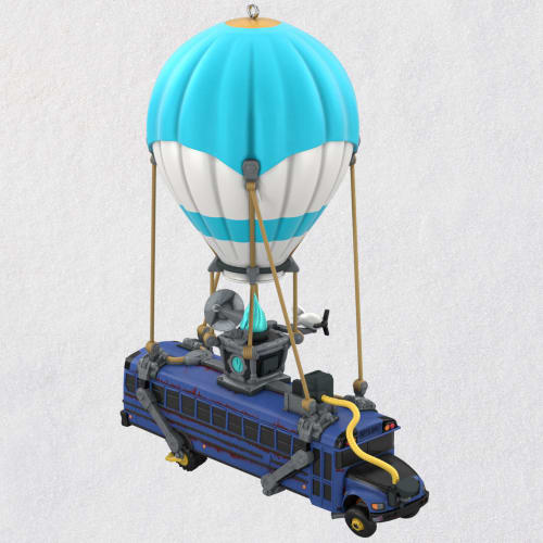 Fortnite Battle Bus Ornament