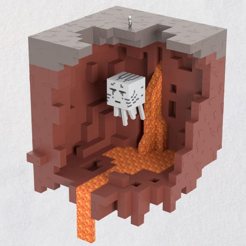Minecraft The Nether Ornament