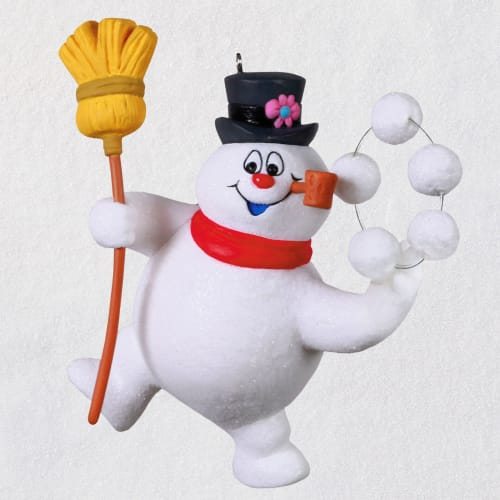 Frosty the Snowman™ Snow What Fun! Ornament