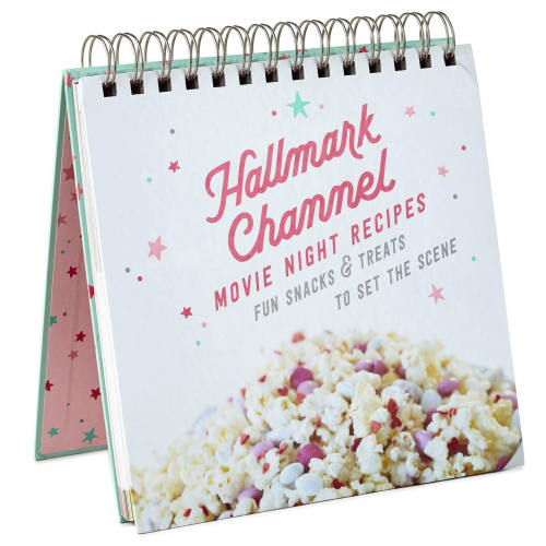 Hallmark Channel Movie Night Recipes Cookbook