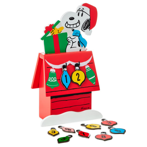 Peanuts® Snoopy Countdown to Christmas