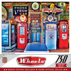 Classic Gas 750-Piece Puzzle