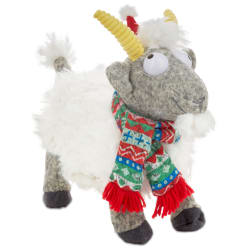 'Tis The Screamin' Goat Interactive Stuffed Animal