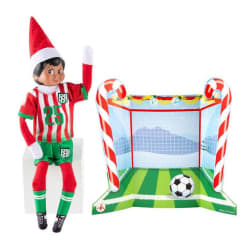 Elf on the Shelf Claus Couture North Pole Goal & Gear