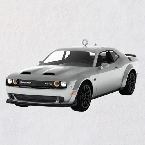 2020 Dodge Challenger SRT® Hellcat Redeye Metal Ornament