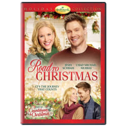 Hallmark Road to Christmas DVD