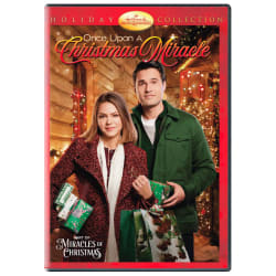 Hallmark Once Upon a Christmas Miracle DVD