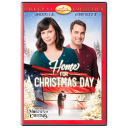 Hallmark Home for Christmas Day DVD